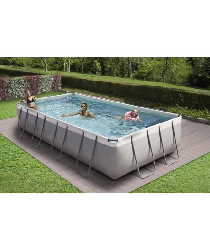 Piscina rettangolare Pool&Spa con idromassaggio – 400 cm