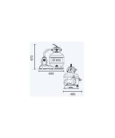 LAMPADA BASKET AP1 DA PARETE IN METALLO E DIFFUSORE IN SPAGO