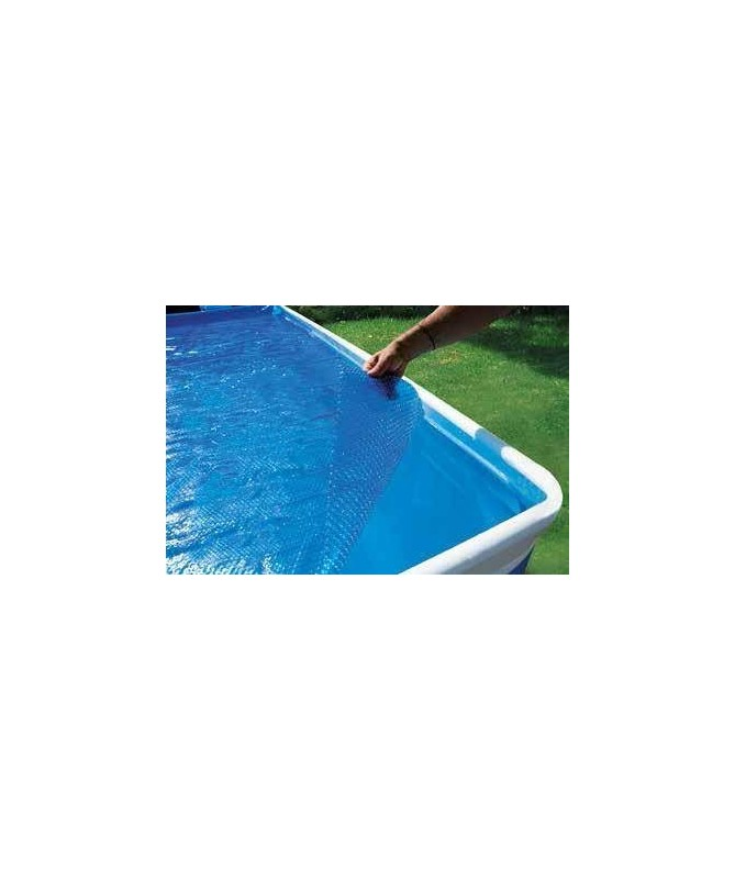 Copertura isotermica per piscina rettangolare Diva 500