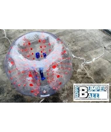 ATTRAZIONE 'HAPPY BUMPER BALL' HAPPY AIR 4 PZ