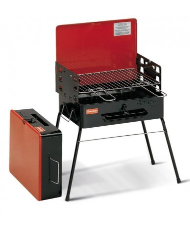 BARBECUE A CARBONELLA CAMPING MADE IN ITALY