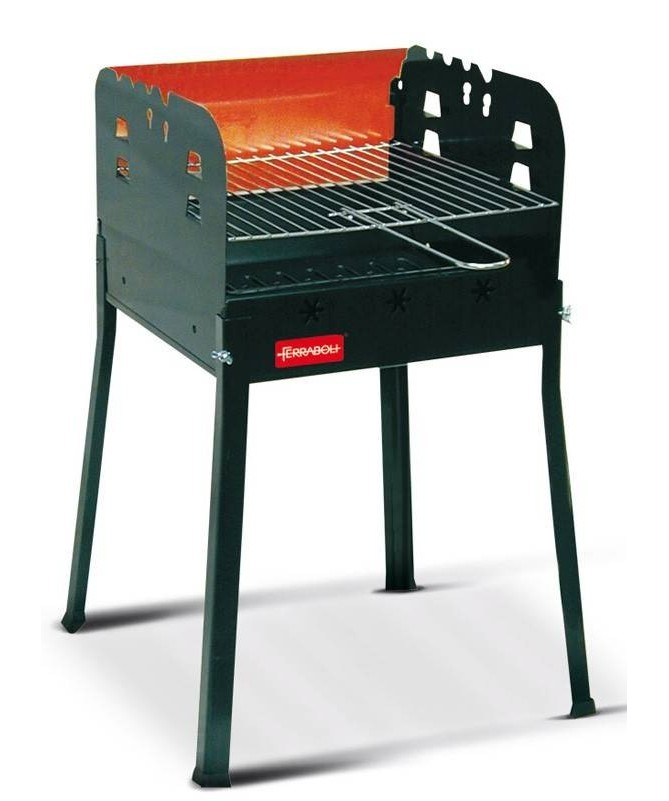 BARBECUE A CARBONELLA CIAO MADE IN ITALY