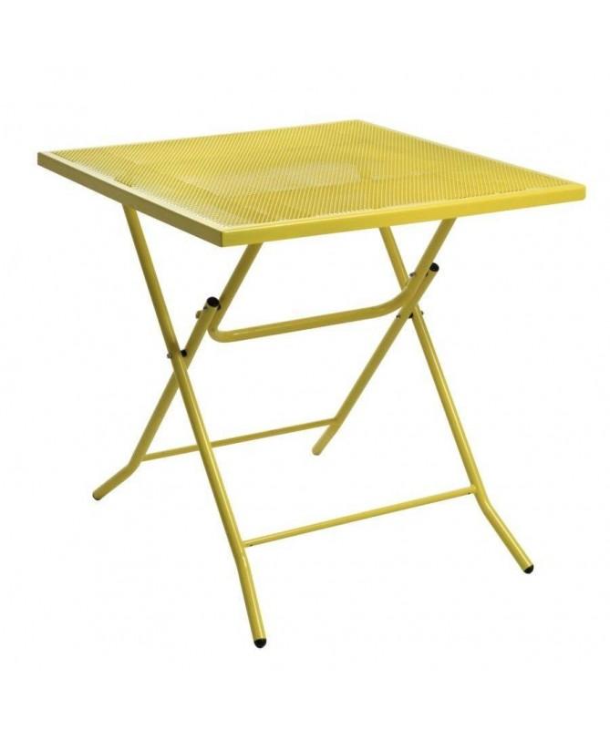 Tavolo in ferro Rimini disponibile in due colori