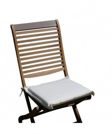 Cuscino per sedia Viet - ecru