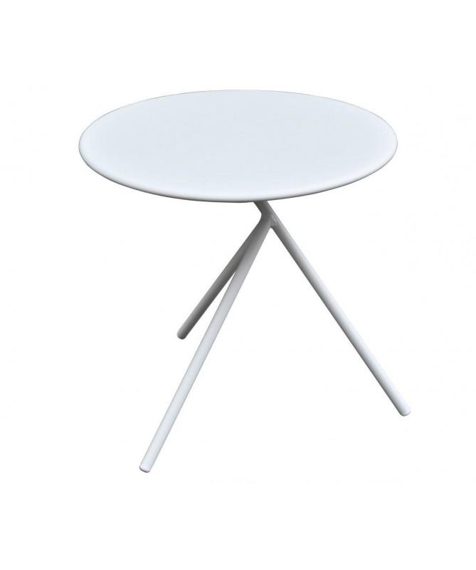 Tavolino San Marino in ferro - bianco