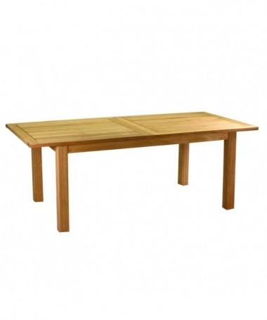 Tavolo allungabile in legno modello Nanchino