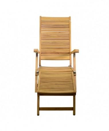 Sdraio in legno modello Nanchino