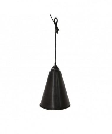 Lampadario in ferro Pic - nero