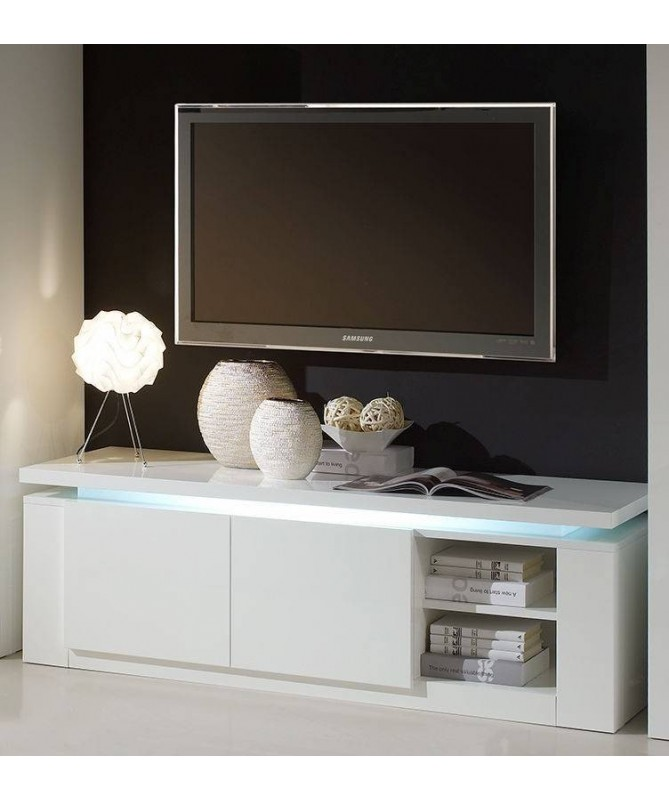 Mobile porta tv Made in Italy Diva Special 1 vano + 2 sportelli